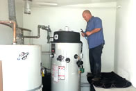 Rolling Hills - Commercial Water Heaters